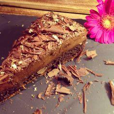 Gateau Marcel (Fransk chokoladekage)