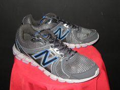 Mens New Balance 750 v2 Running Sneakers Size 12.5 D Black/Gray    #NewBalance…