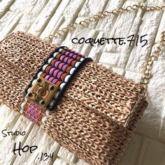 Crochet Handbags, Kids Bags, Resin Jewelry, Straw Bag, Canvas, Basket, Crochet Hand Purse, Tricot, Craft