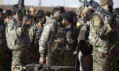 EUA enviará 200 tropas adicionales a Siria para contribuir supuestamente a la expulsión del autodenominado Estado Islámico