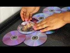 QUADRO DE FOTOS COM DVD, SUPER FACIL E CHARMOSO - YouTube