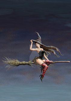 Wild Witch Copy by Maxinesimaginarium