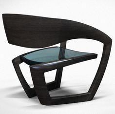 Vira Chair by Stefan Marjanovic