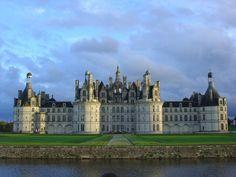 Chambord castle - European castles -