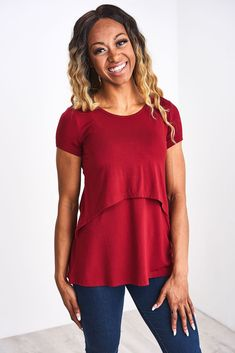 1b0193583762d 32 Awesome Nursing clothes images in 2019 | Nursing clothes ...