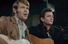 Johnny Cash & Glen Campbell