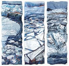 textiles in a water - Google-haku