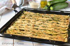 Zucchine gratinate Free, Contouring