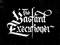The Bastard Executioner (Unused)