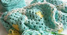Letzte Woche gab es beim Hofer richtig schöne Wolle im Programm…     … da musste ich glatt zuschlagen. Die Wolle besteht aus 100% Baumwolle ...