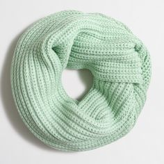 Factory Chunky Knit Infinity Scarf Brand new! Never worn. See 3rd pics for item specifics. J.Crew Factory Accessories Scarves & Wraps