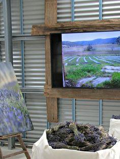 The oil distillery at Port Arthur Lavender #Tasmania Photo and article for think-tasmania.com Port Arthur, Lavender Scent, Southport, Tasmania, Distillery, Winter Holidays, Continents, East Coast, Wanderlust