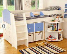 Muebles y cama