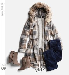 We've learned over time that casual dressing is our client's preferred mode of outfitting. Read on for near endless casual outfit inspiration! Best Casual Outfits, Fall Outfits, Cute Outfits, Casual Wear, Viernes Casual, Stitch Fix Fall, Stitch Fix Coat, Stitch Fix Outfits, Cute Jackets