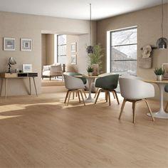 carrelage effet parquet - Recherche Google Douche Design, Dining Chairs, Recherche Google, Furniture, Home Decor, Travertine Bathroom, Cement Tiles Bathroom, Bathroom Modern, Decoration Home