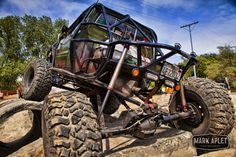 custom crawler created by Flex Point Off Road located in Redding Ca (530) 244-7709... good to know i'll have to check out an estimate