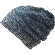 REI Marled Slouch Beanie ($15) ❤ liked on Polyvore