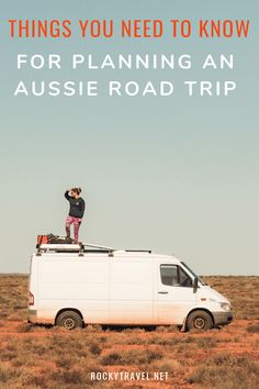 A guide to planning your Australian Road Trip Adventure If you travel to Australia and want a real Aussie Adventure … Campervan Australia, Roadtrip Australia, Aussie Australia, Van Life Blog, Australian Road Trip, Road Trip Adventure, Road Trip Essentials, Gap Year, Melbourne Australia
