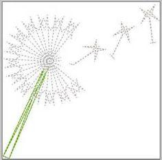 String Art Dandelion
