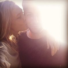 And the best thing about him? he's crazy about Karlie. | Karlie Kloss Has A Super Cute Boyfriend