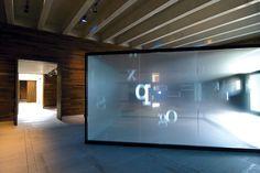 Museum of Modern Literature / Marbach / exhibition design by www.elementdesign.ch