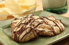 Potato Chip Cookies | MrFood.com