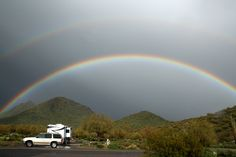 Picture perfect views at Cave Creek Regional Park.  Photo by: Maricopa County Parks and Recreation Department