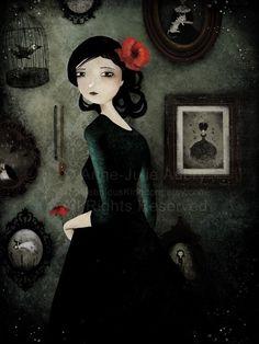 The Art Collector, Anne Julie Aubry
