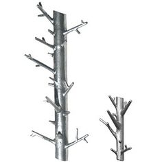 Silver (or white) Branch Hangers $19.99
