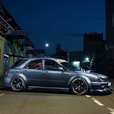 Soon but I will look like the Walmart version #subie #wide #wagon #bugeye