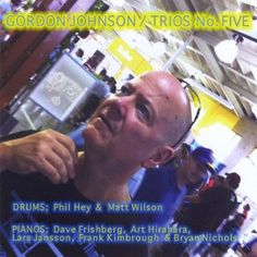Gordon Johnson - Trios No. Five, Red