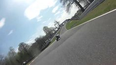 Onboard with Milwaukee Yamaha's James Ellison at Oulton Park