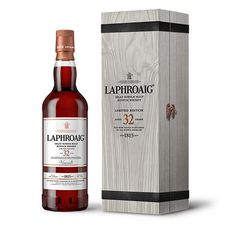 LAPHROAIG LAUNCHES A RARE 32 YEAR OLD
