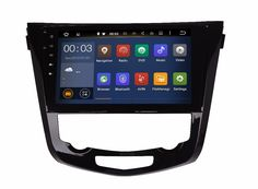 """10.1""""ANDROID 7.1 1024*600 Fit NISSAN X-TRAIL Qashqai Dualis Rouge 2014 -2017 Car DVD PLAYER Multimedia Navigation GPS Radio DVD #Affiliate"""