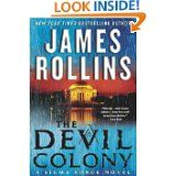 James Rollins Sigma Force series is excellent.  Each book in the series is as orginal and entertaining as the previous one.  I enjoy the mixture of fact and fiction he seems to weave into each story.