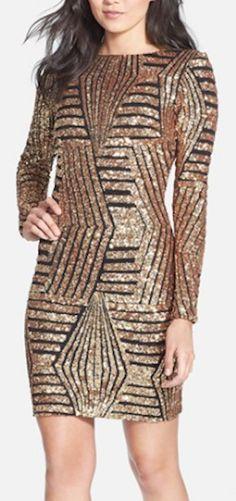 gold body con dress http://rstyle.me/n/rjykzr9te