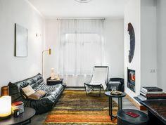 canapé-togo-aménagement-fantastique-de-salon-masculin
