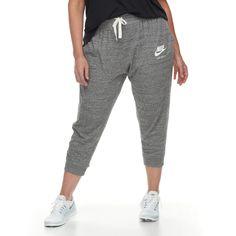 Sonoma Kohl's Women's Gray Capri Cargo 16 Pants