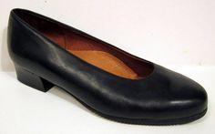 BeautiFeel Black Leather Pump Size 39/US 8-8.5 #BeautiFeel #PumpsClassics