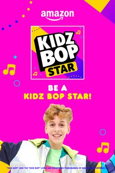 Get ready to hit the stage! Using the Amazon KIDZ BOP Star Skill, learn from the KIDZ BOP Kids as they guide you through picking out your pop star name, learning awesome dance moves, building a song and the grand finale - putting on a show! Kids Bop, Alexa Skills, Uk Music, Music And Movement, Dance Moves, Back To School, Music Videos, Stage, Pop