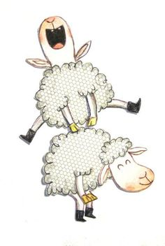 moutons (this cracks me up!)
