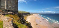 Algunas playas en Irlanda del Norte con Bandera Azul - http://www.absolutirlanda.com/algunas-playas-irlanda-del-norte-con-bandera-azul/