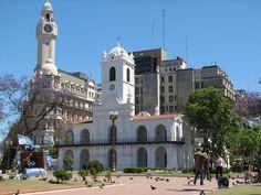 El Cabildo, Capital Federal, Buenos Aires, Argentina.