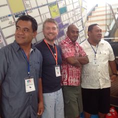 YFC Pacific Islands visits Australia :)