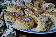 Czech Desserts, My Recipes, Dessert Recipes, Poppy Cake, Hungarian Recipes, Cake Cookies, Naan, Banana Bread, French Toast