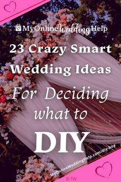 Ideas to DIY your wedding the smart way. These wedding ideas are planning tips for combining DIY (some as easy as craft type projects) and vendors to have a dream wedding. Check out tips 1, 5, and 20. See them all on the MyOnlineWeddingHelp.com blog. Diy Your Wedding, Wedding Crafts, Wedding Tips, Dream Wedding, Wedding Decorations, Cooking Competition, Custom Wooden Signs, Real Flowers, Rustic Design