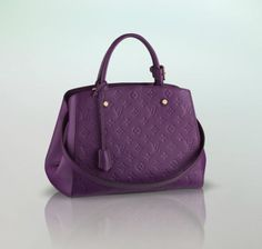 Nuova borsa Louis Vuitton estate 2014 Montaigne MM color ametista