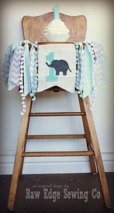 Hey, I found this really awesome Etsy listing at https://www.etsy.com/listing/248735018/elephant-birthday-age-high-chair
