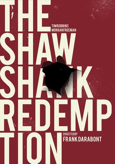 The Shawshank Redemption by lulalilelo, via Flickr