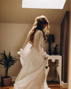 Dream Wedding Dresses, Prom Dresses, French Wedding Dress, Ceremony Dresses, Ivory Wedding, Boho Wedding Dress, Bridal Dresses, Wedding Ceremony, Pretty Dresses